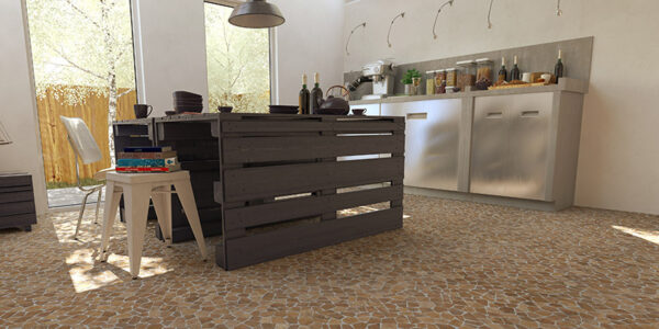 Kitchen: Palladiana M - Perlagrey